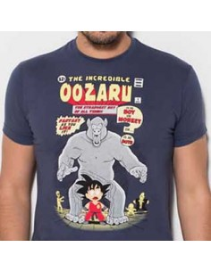 Camiseta The Incredible Oozaru