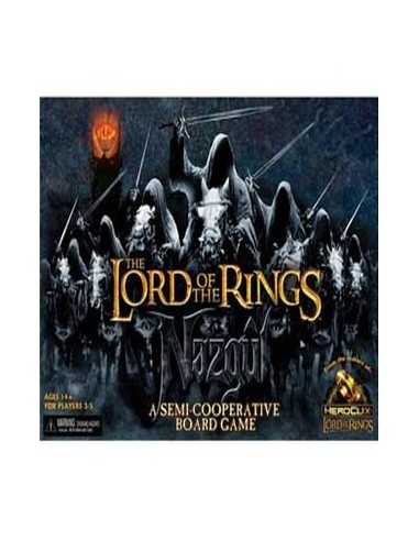 The Lord of the Rings - Nazgul.