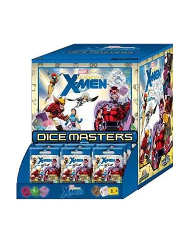 Marvel Dice Masters. Uncanny X-Men...