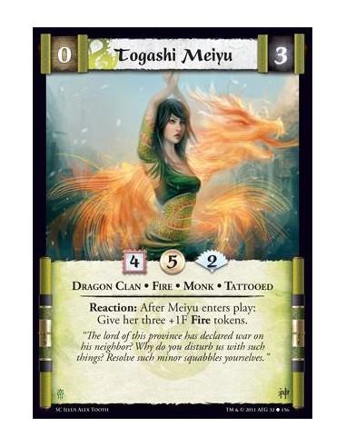 Togashi Meiyu