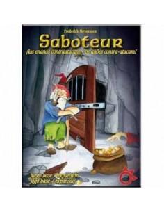 Saboteur Deluxe: Básico +...
