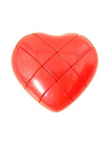 YongJun Red Heart 3x3x3