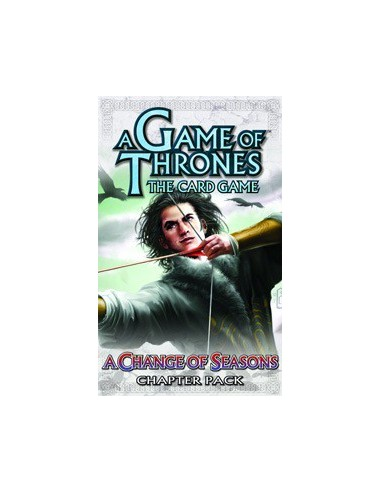 AGoT LCG: Chapter Pack 09 Change of...
