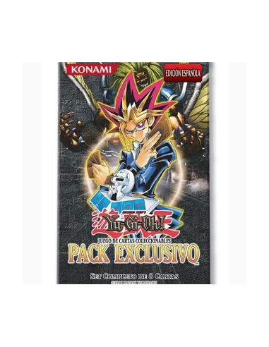 Yu-Gi-Oh! Exclusive Movie Pack....