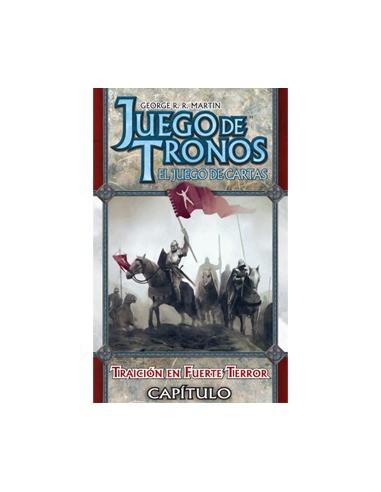 AGoT LCG: Chapter Pack 30 Traición en...