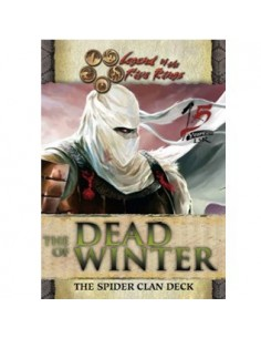 The Dead of Winter: Spider...