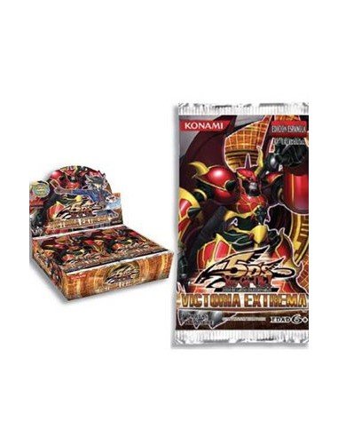Yu-Gi-Oh! Victoria Extrema Booster Pack