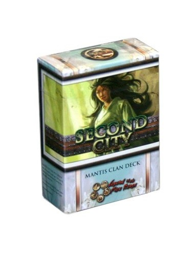 Second City: Mantis Starter