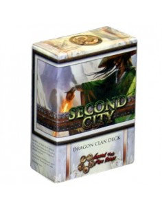 Second City: Dragon Starter...