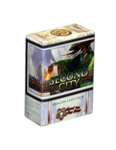 Second City: Mazo Dragón