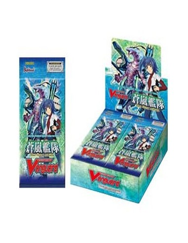 Cardfight Vanguard BB08 - Blue Storm...