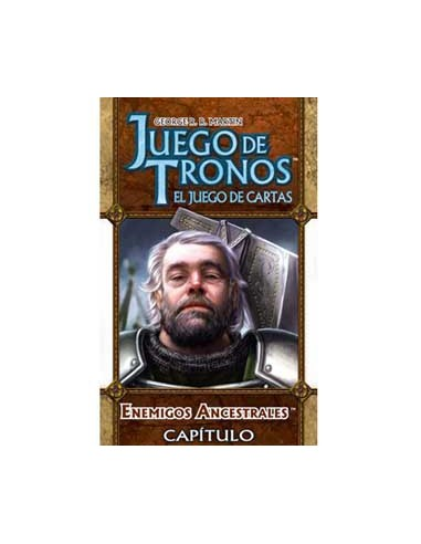 AGoT LCG: Chapter Pack 02 Enemigos...
