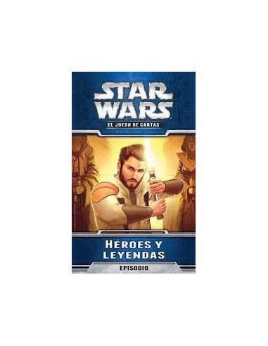 Star Wars LCG: 2.1 Heroes y Leyendas