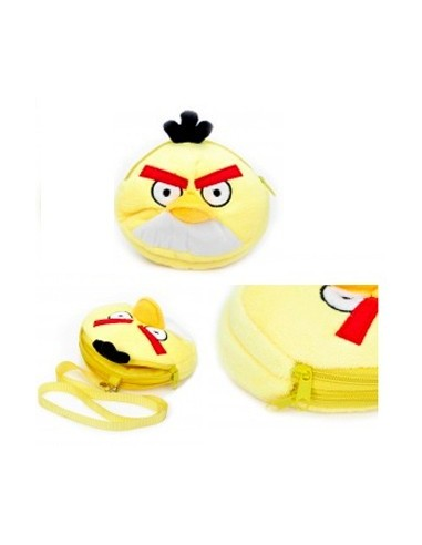 Cute Angry Birds Plush Doll Change...