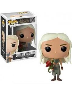 Daenerys Targaryen. Juego...