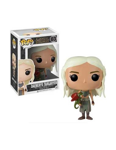 Pop Daenerys Targaryen. Juego de Tronos