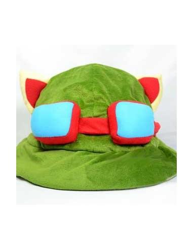 Cosplay LoL Teemo Hat
