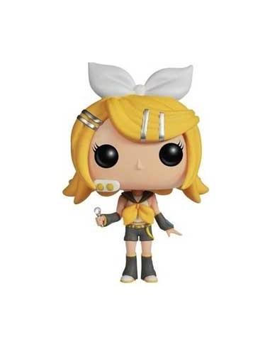 Pop Kagamine Rin. Vocaloid