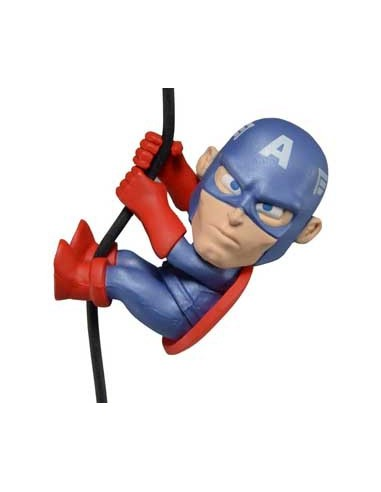 Captain America 5 cm Figure Scalers