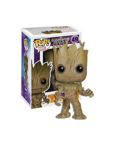 Pop Groot. Guardians of the Galaxy