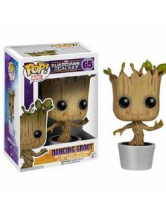Pop Dancing Groot....