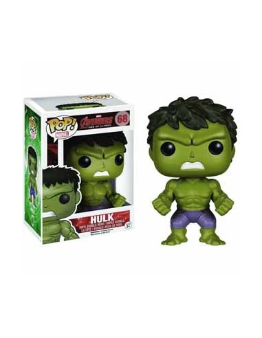 Pop Hulk. Age of Ultron