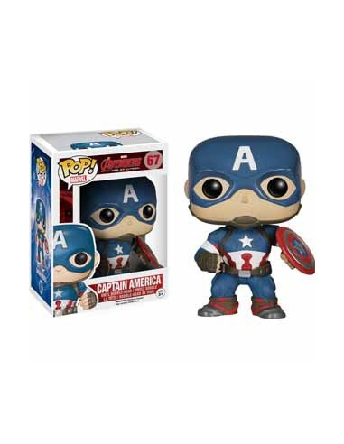 Pop Captain America. Age of Ultron