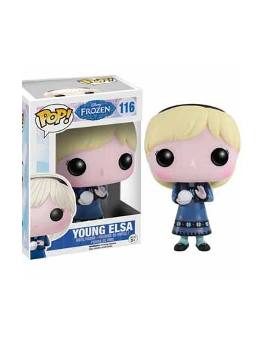 Pop Young Elsa . Disney Frozen