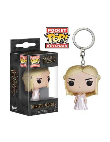 Pop Keychain Daenerys. Game of Thrones