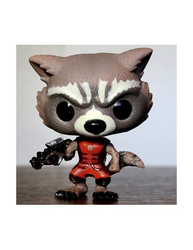Pop Rocket Racoon. Guardians of the...