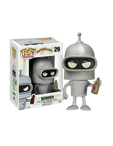 Pop Bender. Futurama