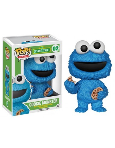 Funko Pop Sesame Street Cookie Monster