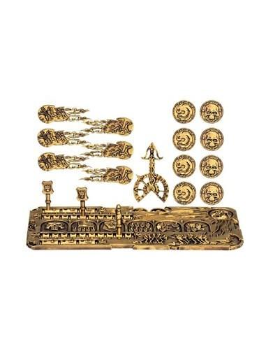 Set de marcadores de Warhammer