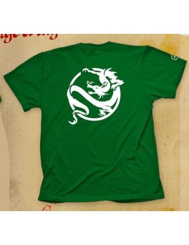 Camiseta Clan Dragón Mon