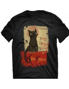 Camiseta Dragón Nocturno