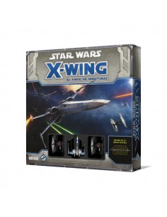 X-wing. The Force Awakens