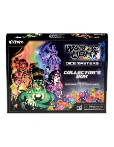 Marvel Dice Masters War of light Set Up Box (Collectors Box)