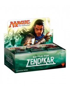 Battle of Zendikar Box Booster (Spanish)