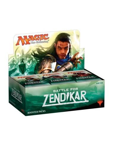 Battle of Zendikar Box Booster (Spanish)