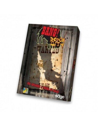 Bang!: Dodge City (Spanish)