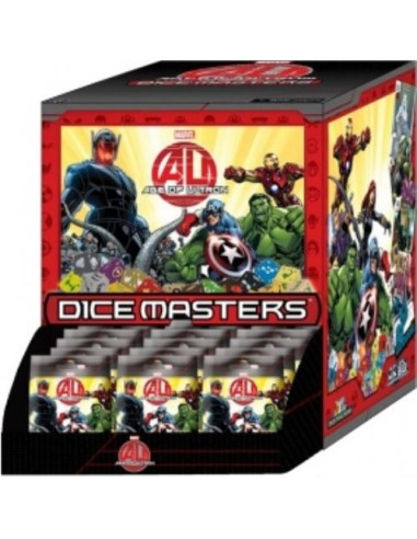 Marvel Dice Masters: Age of Ultron Gravity Feed Caja