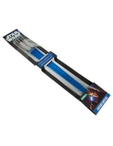 Palillos Sable de Anakin Skywalker (Azules)