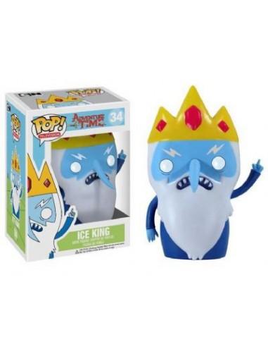 Funko Rey Hielo Adventure Time Fig. 10cm