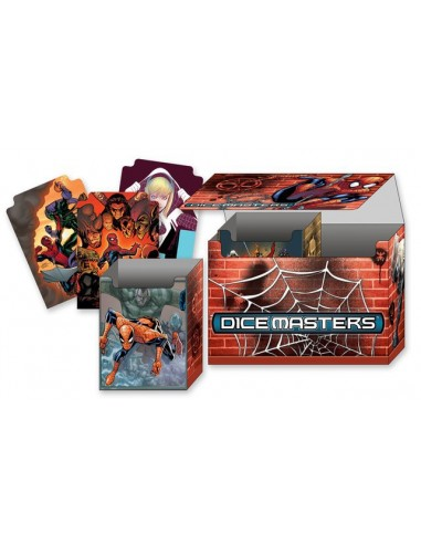 Dice Masters Spiderman Team Box