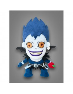 Teddy Death Note Ryuk