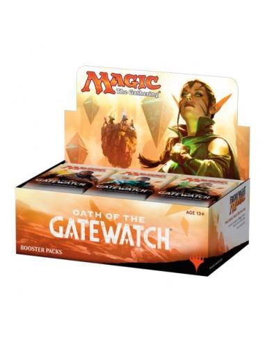 Magic Oath of the Gatewach. Booster Box (Spanish)