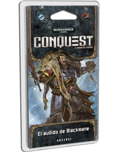 Warhammer 40K Conquest LCG: 01The Howl of Blackmane (Spanish)