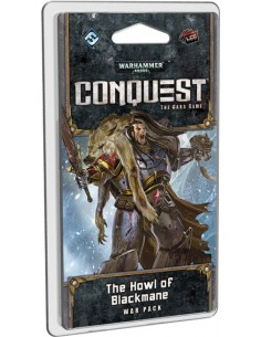 Conquest LCG: 01 The howl of Blackmane