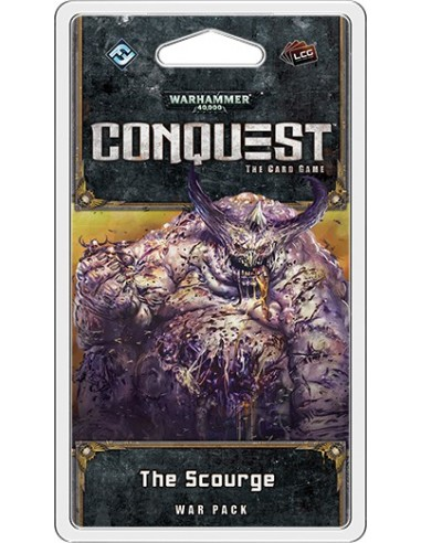 Conquest LCG: 02 The Scourge