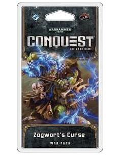 Conquest LCG: 04 Zogwort's Curse